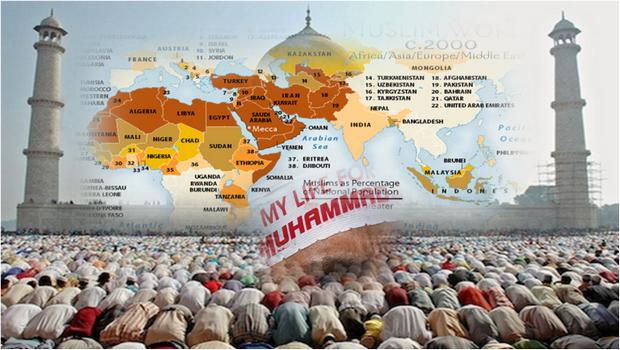 1 LE MOYEN-ORIENT ET L'ISLAM