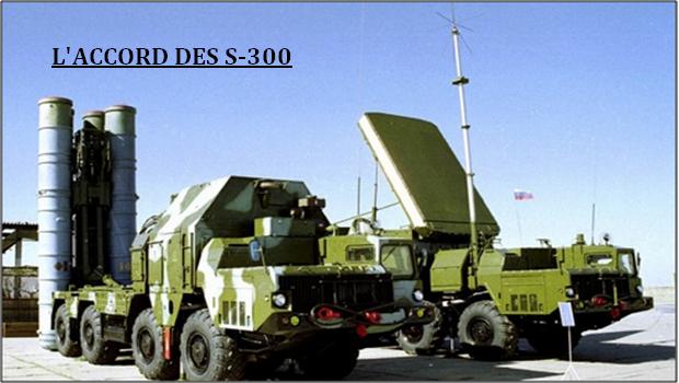 L'ACCORD DES S-300
