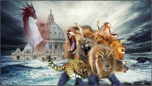 LE PAPE SUR LA RELIGION MONDIALE 1