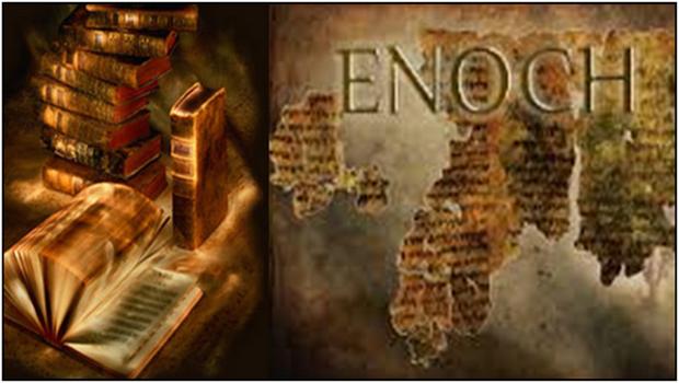 Citations du Livre d'Enoch par l'Ancienne Alliance