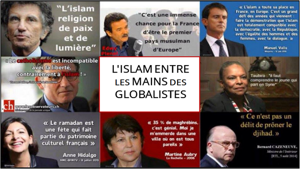 L'ISLAM ENTRE LES MAINS DES GLOBALISTES 1