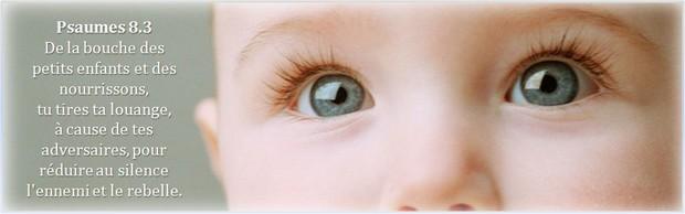 « ELLE ÉTAIT ABSOLUMENT HYSTÉRIQUE » La femme qui a eu neuf avortements voit son dernier bébé... Psaumes-8.3