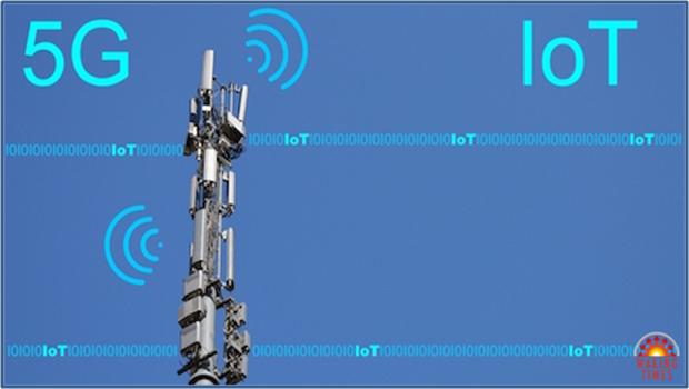 TECHNOLOGIES 5G et IoT